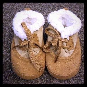 Gymboree Shoes - Baby boots
